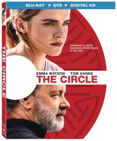 THE CIRCLE – Starring Tom Hanks and Emma Watson – Available on Digital HD July 18 and on Blu-ray August 1 7