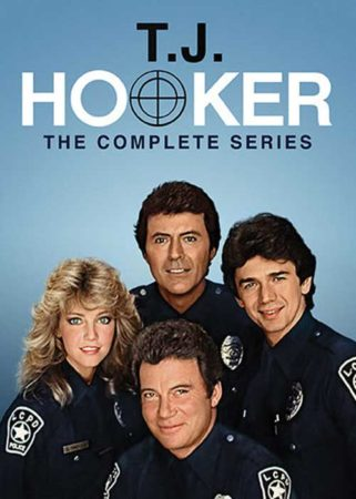 T.J. HOOKER: THE COMPLETE SERIES 4