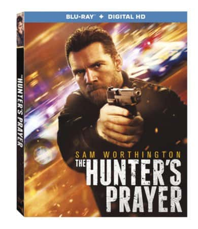 THE HUNTER'S PRAYER arrives on Blu-ray (plus Digital), DVD, and Digital HD August 8 7