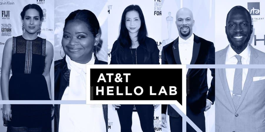 AT&T Hello Lab launches @SummerBreak and their Mentorship Program this week. 1