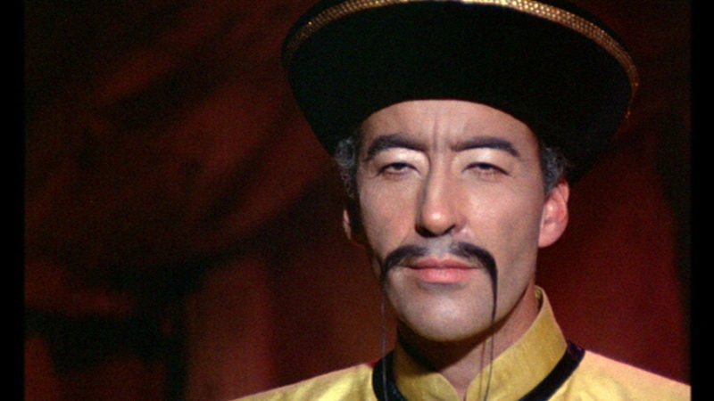 BLOOD OF FU MANCHU, THE / CASTLE OF FU MANCHU, THE 16