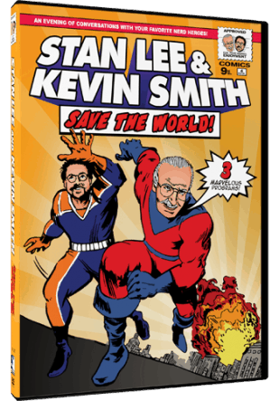 STAN LEE & KEVIN SMITH SAVE THE WORLD! 7