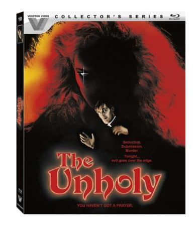 UNHOLY, THE: VESTRON VIDEO COLLECTOR'S SERIES 1