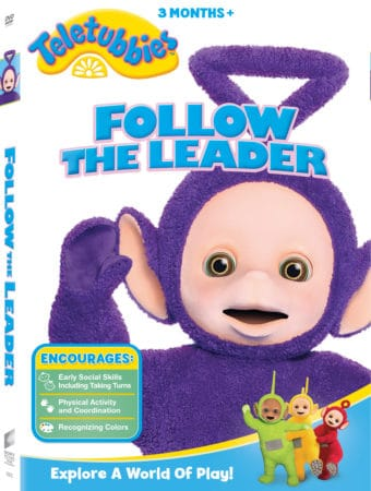 TELETUBBIES: FOLLOW THE LEADER on DVD September 5 1