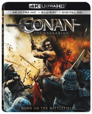 CONAN THE BARBARIAN and THE LEGEND OF HERCULES arrive separately on 4K Ultra HD Combo Pack on September 19 5