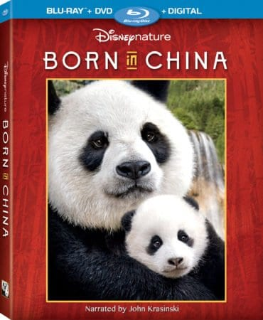 Disney's Born in China on Digital and Blu-ray Combo Pack on Aug. 29. 1