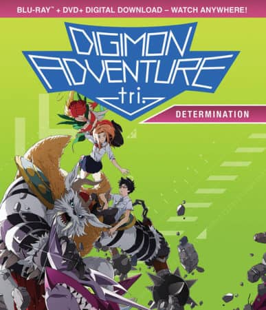 DIGIMON ADVENTURE TRI - DETERMINATION 5
