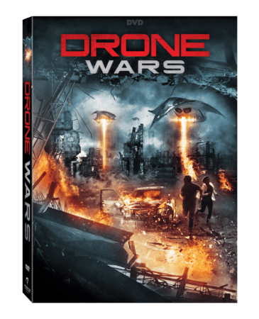 The Drone Wars Begin on DVD and Digital HD 9/12 1