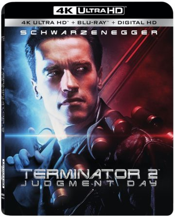 TERMINATOR 2: JUDGMENT DAY – Available on 4K and Limited Collector's Edition Box Set October 3 5