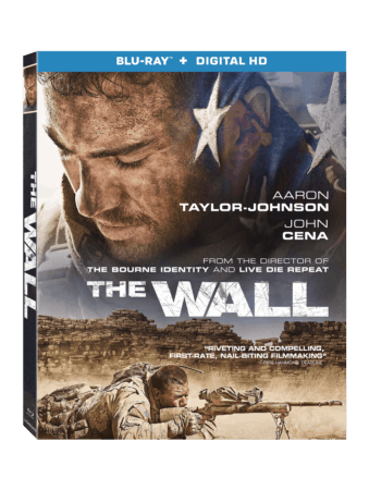 The Wall Comes to Digital HD 8/1 and Blu-ray & DVD 8/15 5