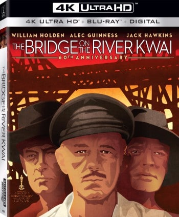 Celebrate the 60th Anniversary of THE BRIDGE ON THE RIVER KWAI -- Available on 4K Ultra HD October 3 1