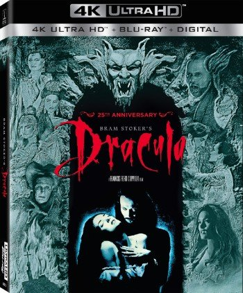 BRAM STOKER'S DRACULA Debuts on 4K Ultra HD October 3 11