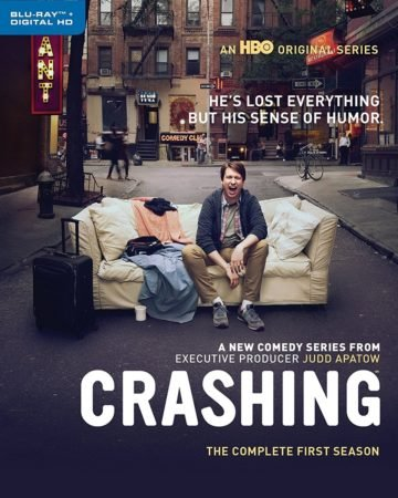 CRASHING: THE COMPLETE FIRST SEASON 5