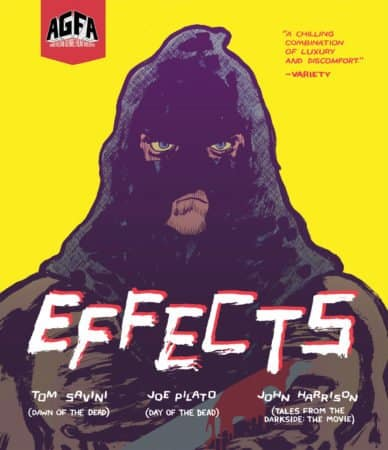 American Genre Film Archive (AGFA) to release Effects on 8/22 5
