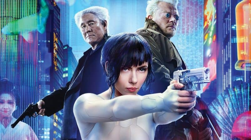 GHOST IN THE SHELL 3D 9
