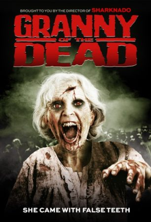 LEVEL 33 ENTERTAINMENT releases GRANNY OF THE DEAD 1