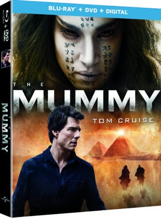 THE MUMMY – Starring Tom Cruise and Sofia Boutella – Unleashes on Digital August 22 and Blu-ray & DVD September 12 18