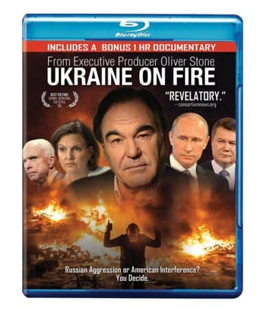 UKRAINE ON FIRE 1