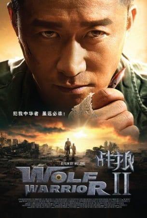 WOLF WARRIOR 2 1