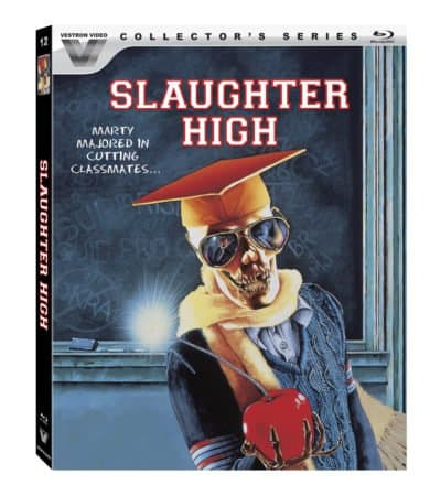 Vestron's Slaughter High Debuts on Limited-Edition Blu-ray October 31 5