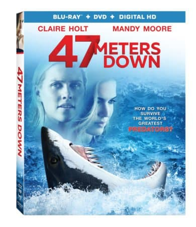47 Meters Down Swims to Digital on 9/12 and Blu-ray, DVD on 9/26 13