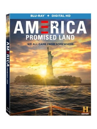 America: Promised Land, arrives on Blu-ray™ (plus Digital HD) and DVD on October 17 3