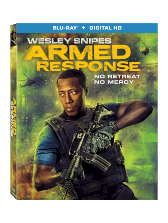 ARMED RESPONSE arrives on Blu-ray, DVD, and Digital HD October 10 7