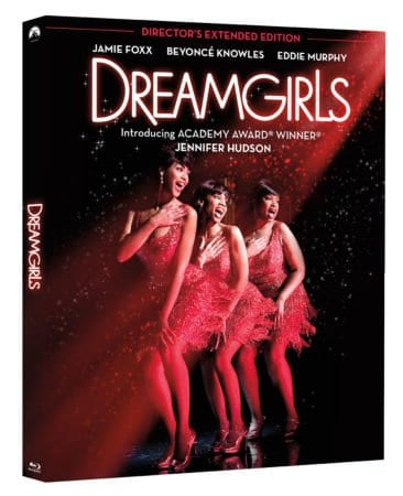 DREAMGIRLS takes the stage October 10th on Blu-ray Combo Gift Set with new Director's Extended Edition 5