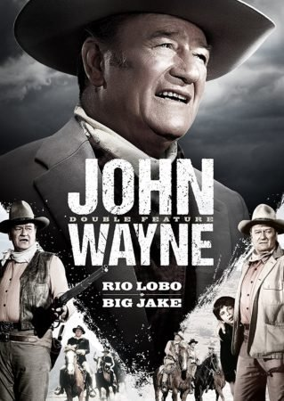 JOHN WAYNE DOUBLE FEATURE: RIO LOBO & BIG JAKE 1