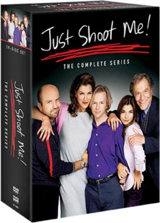JUST SHOOT ME: THE COMPLETE SERIES 3