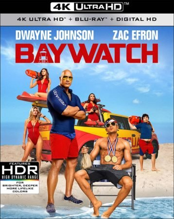 BAYWATCH (4K ULTRA HD) 8