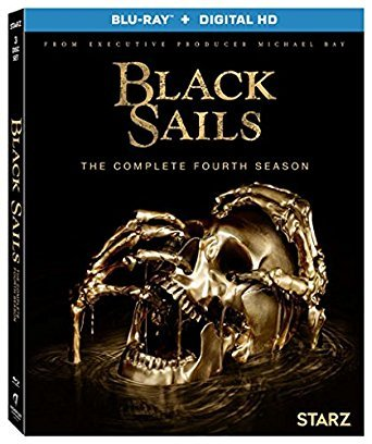 BLACK SAILS: THE COMPLETE FOURTH SEASON 1
