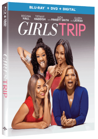 GIRLS TRIP – The Breakout Comedy of the Year Arrives on Digital HD Oct. 3 and on Blu-ray Oct. 17 4