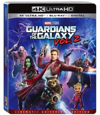 GUARDIANS OF THE GALAXY VOL. 2 (4K UHD) 6