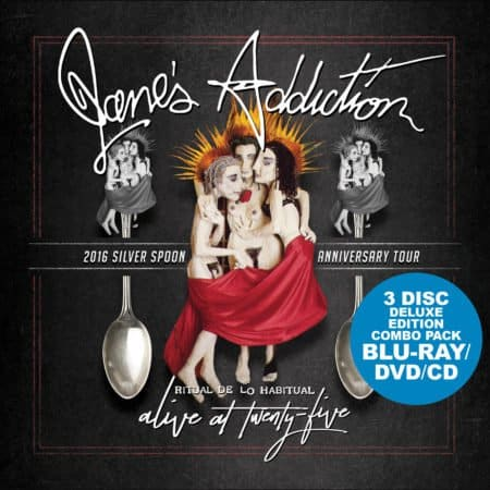 JANE'S ADDICTION - ALIVE AT TWENTY-FIVE 1