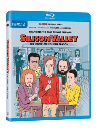 SILICON VALLEY: THE COMPLETE FOURTH SEASON 5