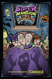 SuperMansion: Drag Me to Halloween gets a new poster and trailer! 3