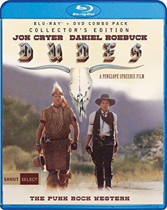 DUDES comes to Blu-ray on October 10th 16
