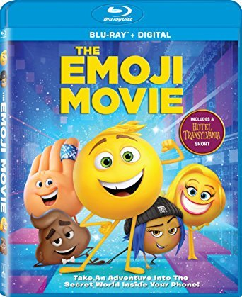 THE EMOJI MOVIE Available on Digital October 10 and on Blu-ray™ + Digital & DVD on October 24 9