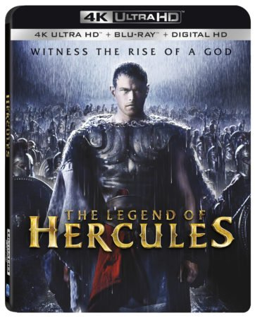 LEGEND OF HERCULES, THE (4K ULTRA HD) 1