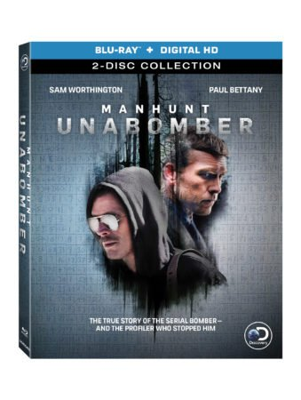Manhunt: Unabomber arrives on Blu-ray™ (plus Digital) and DVD December 26 3