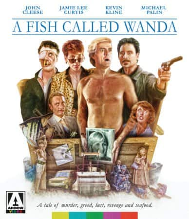 FISH CALLED WANDA, A: SPECIAL EDITION 34