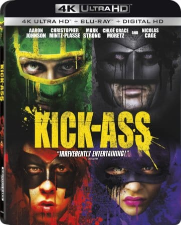 KICK-ASS (4K ULTRA HD) 7