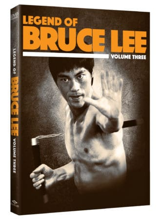 LEGEND OF BRUCE LEE: VOLUME THREE 1