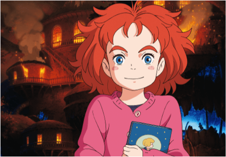 MARY AND THE WITCH'S FLOWER to Premiere for Special One Night January 18; In Select Theaters January 19 1