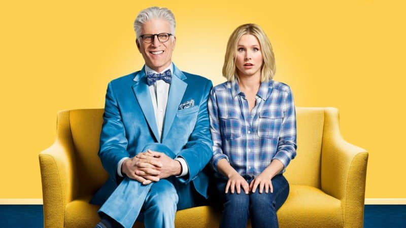GOOD PLACE, THE: THE COMPLETE FIRST SEASON 7
