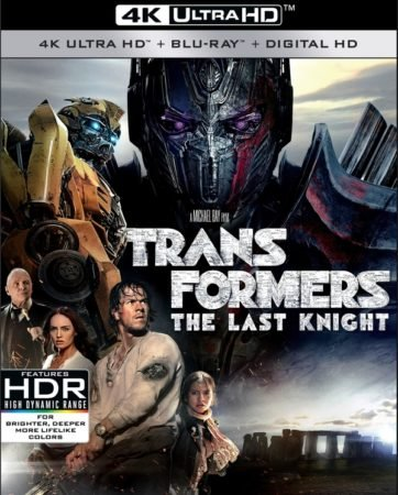 TRANSFORMERS: THE LAST KNIGHT (4K UHD) 10
