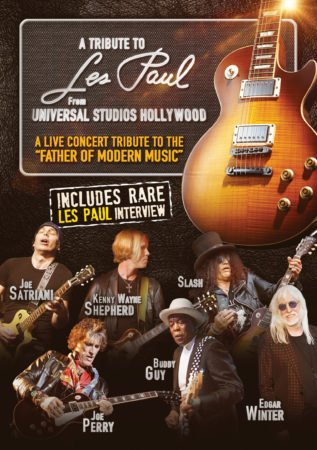 TRIBUTE TO LES PAUL, A: LIVE FROM UNIVERSAL STUDIOS HOLLYWOOD 1