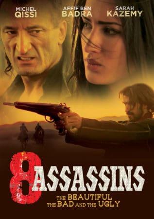 8 ASSASSINS 12
