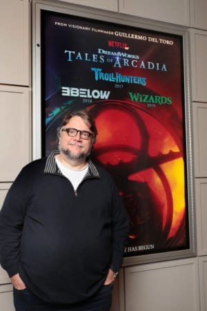 Guillermo del Toro announces Tales of Arcadia trilogy series 3